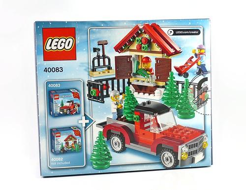 40083 Christmas Tree Truck 02