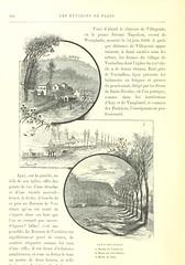 """British Library digitised image from page 276 of """"Les Environs de Paris. Ouvrage illustré de ... dessins d'après nature par G. Fraipont et accompagné d'une carte, etc"""""""
