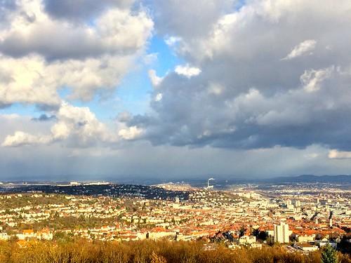 Stuttgart vom Birkenkopf