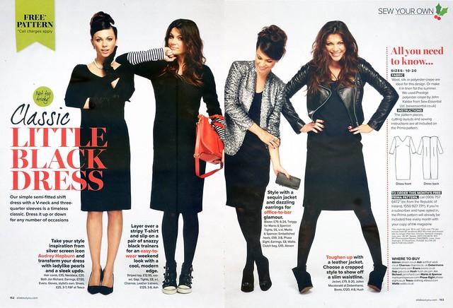 Prima Magazine - Pattern, December 2013 (01)
