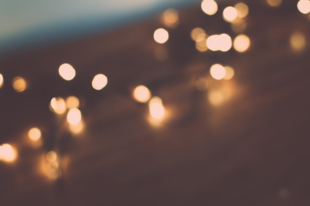 A little more Christmas bokeh