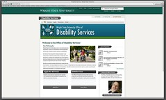 The Office of Disability Services
