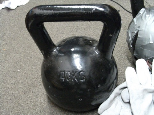90 lb kettlebell