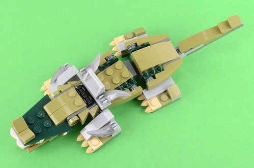 70127 Crocodile Legend Beast