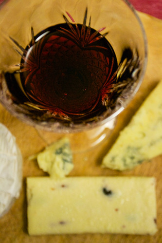 waitrose tawny port with cheese