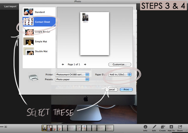 how to print instagram photos with iphoto, how to save instagram photos to your computer, instagram photo display, photo art, printing instagram photos, instagram diy