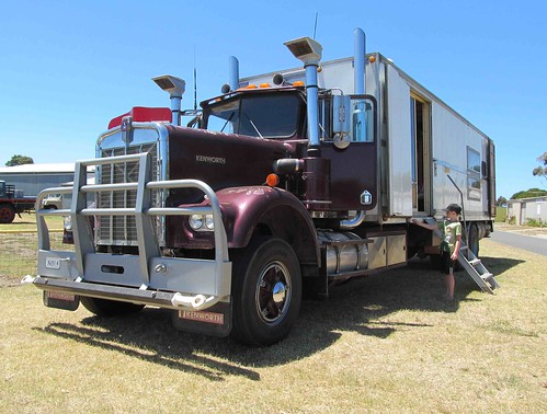 Kenworth Mobile home