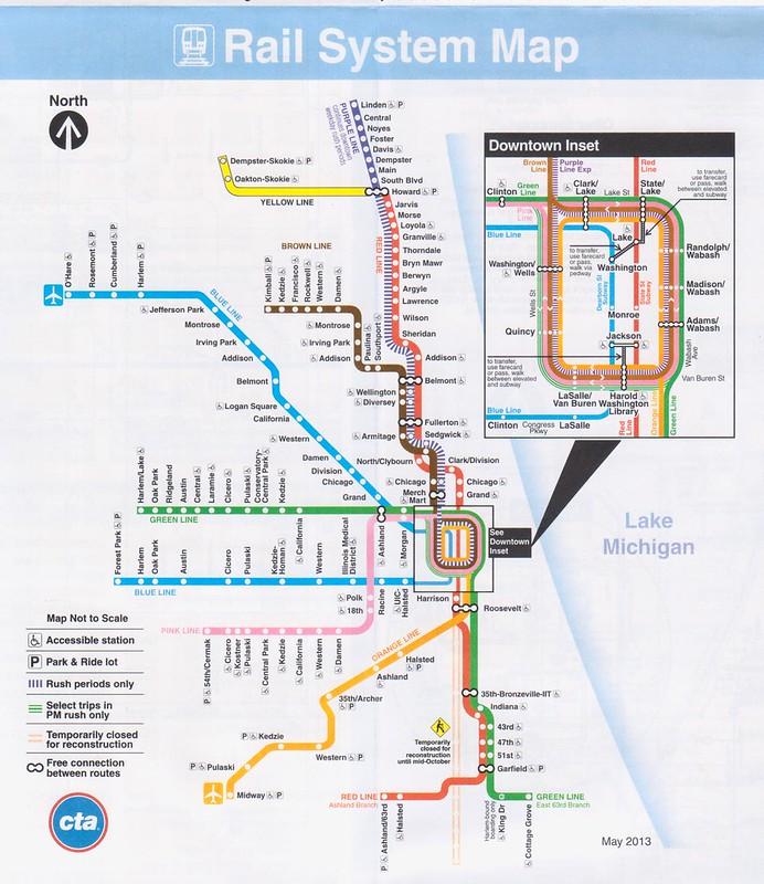 CTA 2013 Map