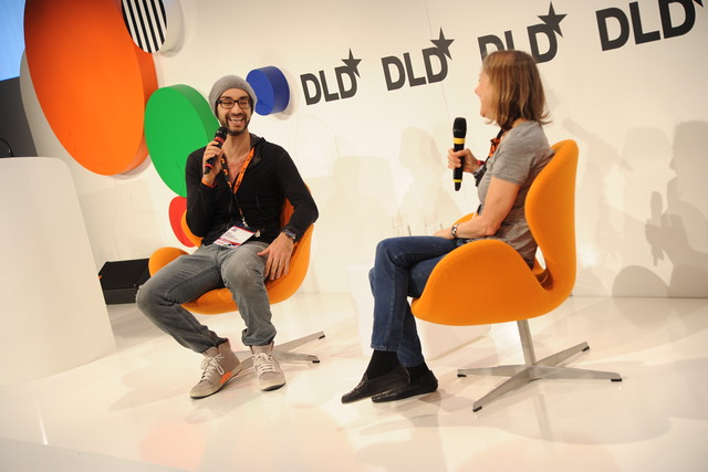 "DLD14 conference Munich - ""Content And Context""  - January 19-21, 2014"