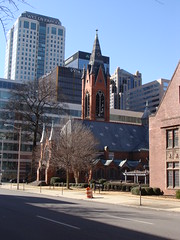 First Presbyterian Church---Birmingham, Al.---NRHP