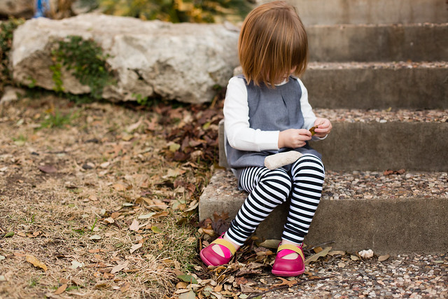 roly poly tunic + fancy pants leggings