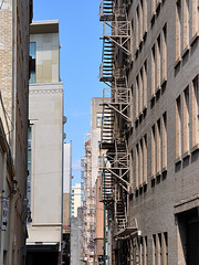 San Antonio - Fire Escape Alley