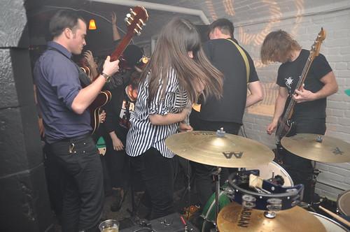 The Yips at Mugshots