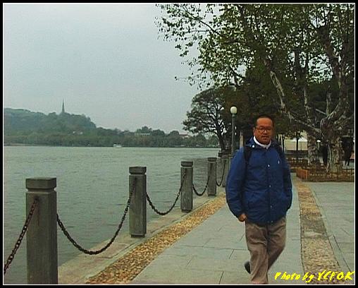 杭州 西湖 (其他景點) - 051 (湖濱路的湖畔)