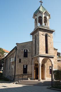 Armenian church, Burgas, Bulgaria
