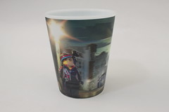 McDonald's The LEGO Movie Batman Cup