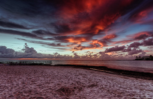sunset red sea sky beach clouds landscape outdoors horizon stunning riccardo mantero afsnikkor1635mmf4gedvr potd:country=it