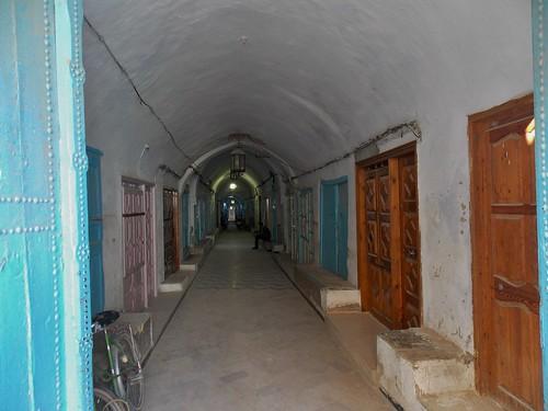 The Souk in Kairouan, Tunisia - December 2013