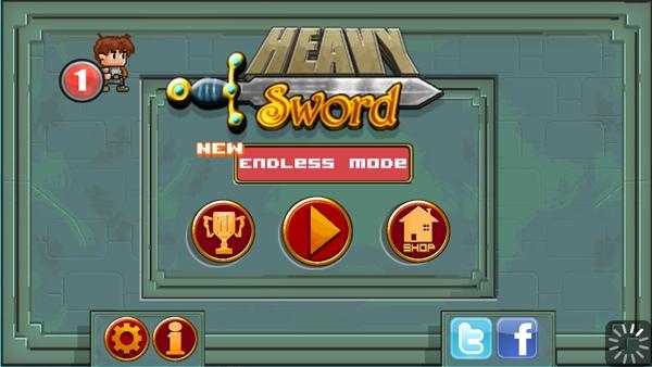 HEAVY - sword