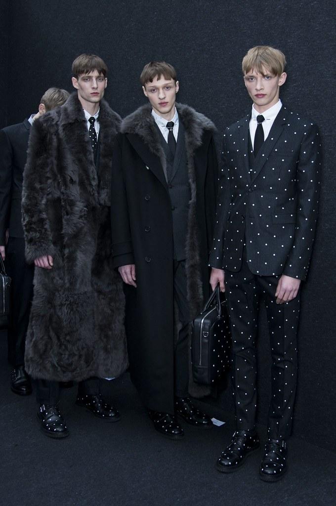 FW14 Paris Dior Homme256_Laurie Harding, Alexey Maklakov, Valters Medenis(fashionising.com)