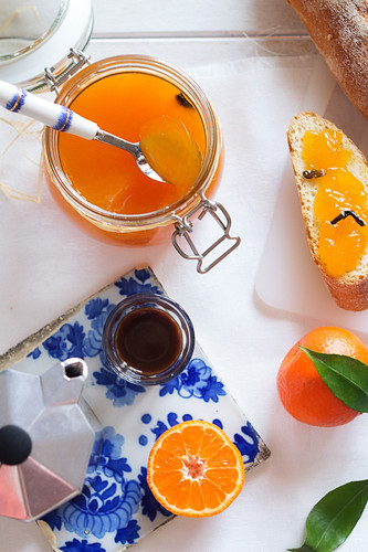 clementine jelly conserve
