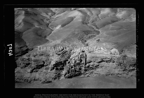 archaeology ancienthistory middleeast aerial libraryofcongress airphoto oblique aerialphotography matsoncollection nitratenegative aerialarchaeology geocodedbasedonsite pleiades:depicts=687969
