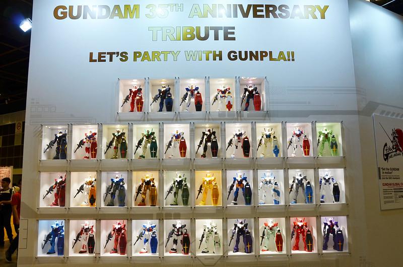 AFA SG Gundam 1