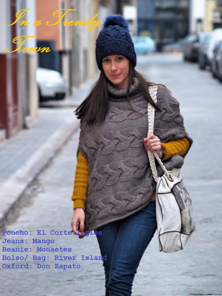 outfit poncho cape inatrendytown