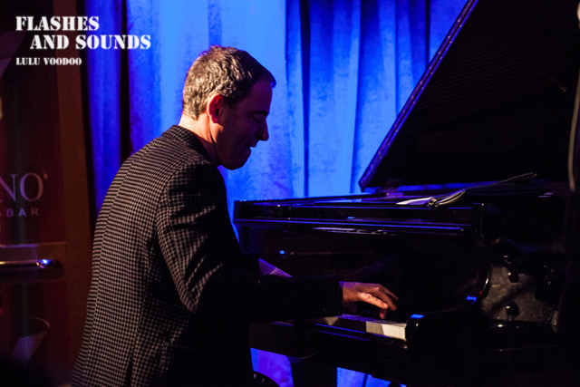 Anton Jarl Quartet play John Coltrane