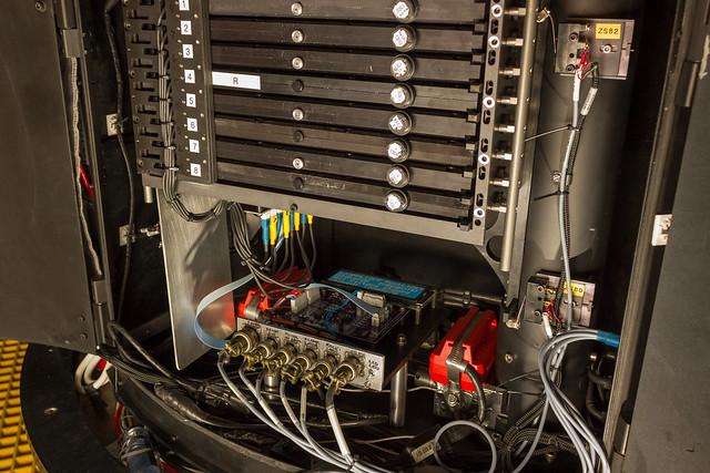 New Filter Sensing Instrumentation
