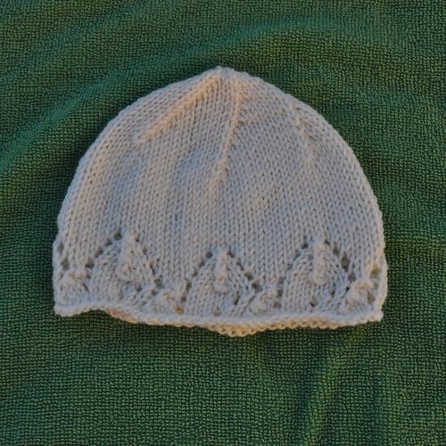 Noelle snowflake hat