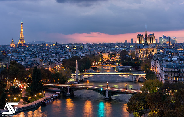 All Paris @ Sunset II