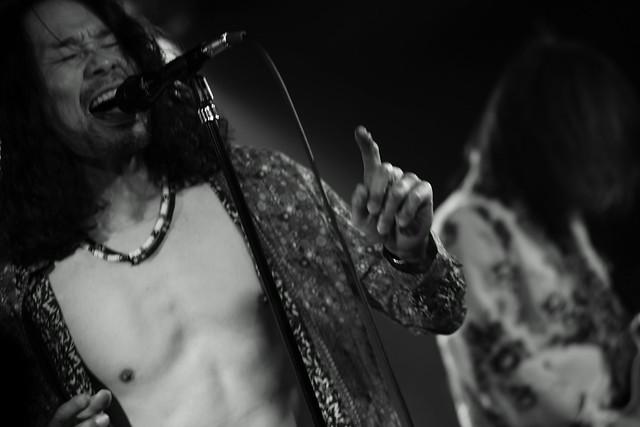 Tangerine live at 獅子王, Tokyo, 29 Jan 2015. 466