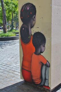 Seth_6942 parc de Belleville Paris 20