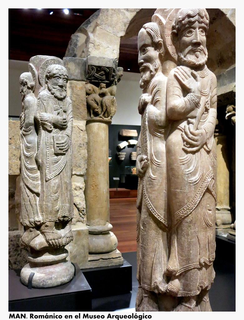 MAN. Románico en el Museo Arqueológico