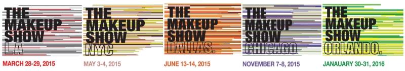 The Makeup Show Dallas dates