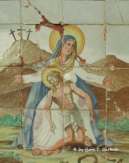 Forio (NA), 2004, Chiesa del Soccorso.