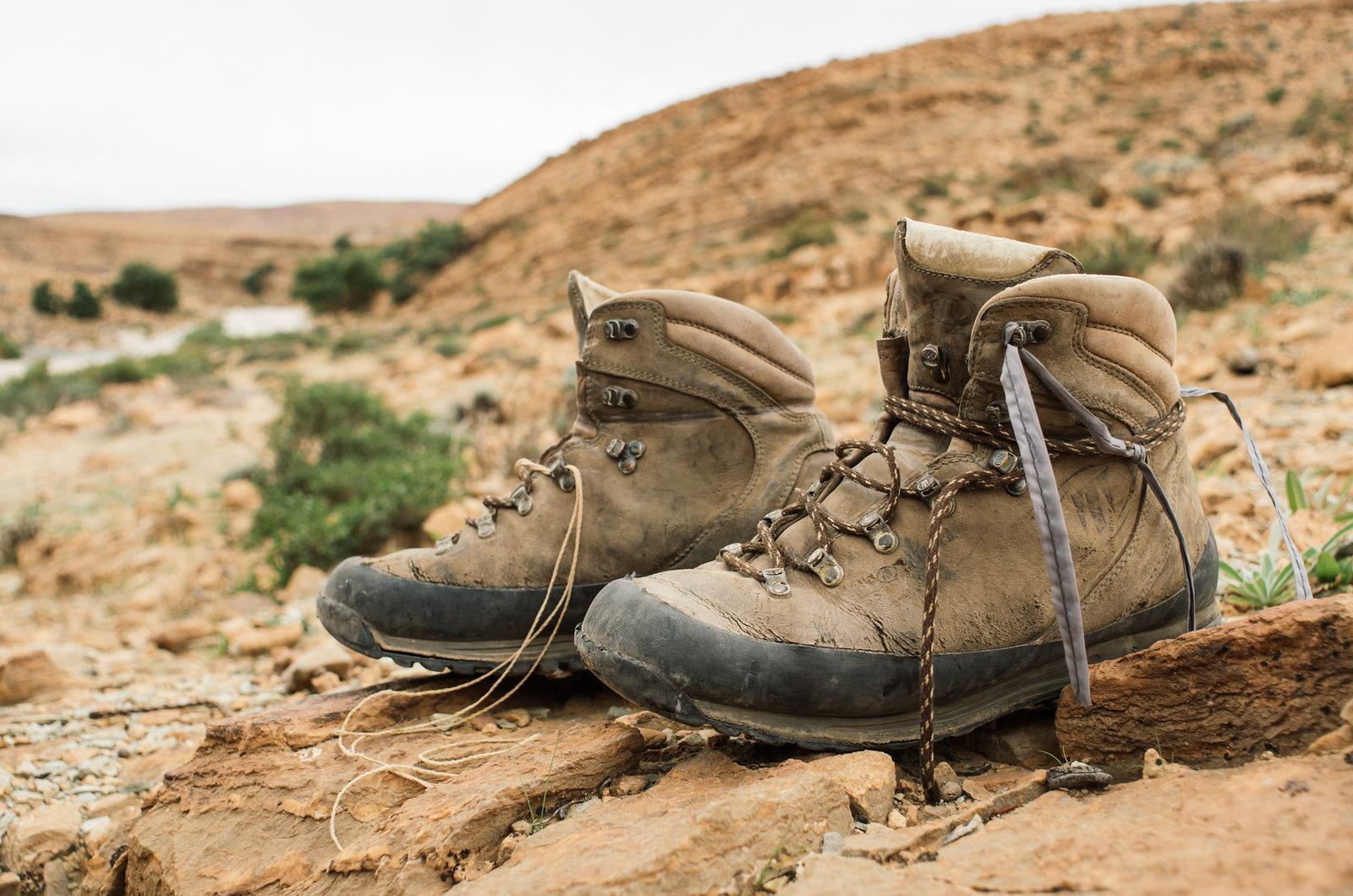 Trek sans guide au Maroc - 5 jours dans l'anti-Atlas - Coup de pompe