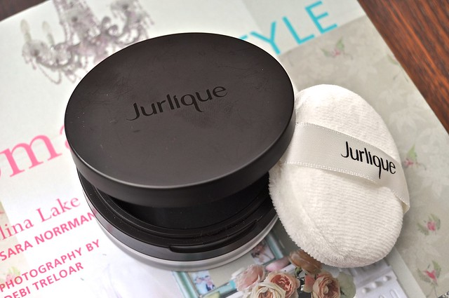 Jurlique rose powder 3