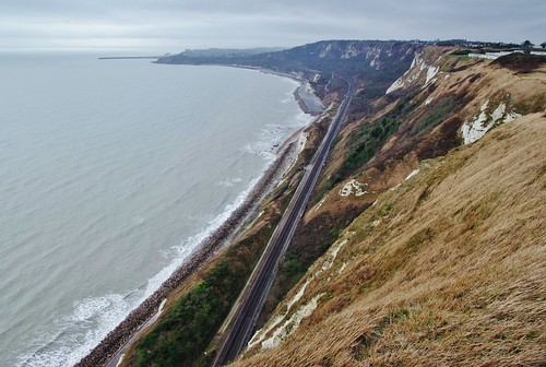 Saxon Shore Way - Section 7 - Dover to Etchinghill