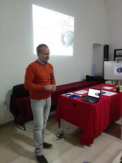 Luigi Mastantuono, presidente di Cuore Fotografico