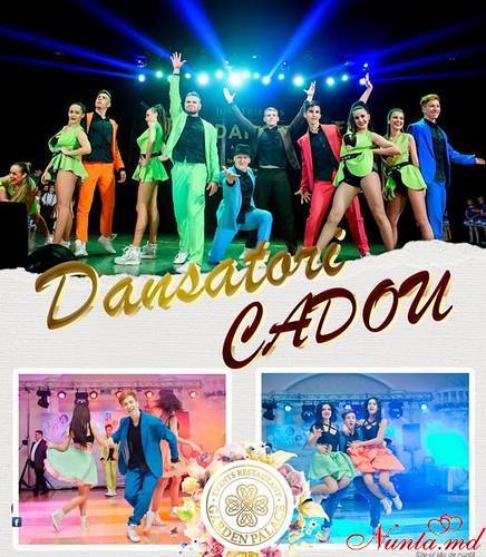 GARDEN Palace Events Restaurant – localul, unde se nasc familii fericite! > Dansatori CADOU la Nunta în GARDEN Palace!