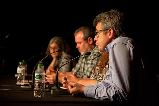 Conferència inaugural de la fira Literal 2016