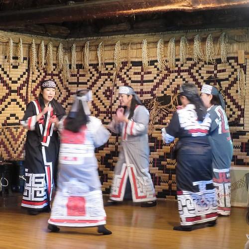 踊り #ポロトコタン #アイヌ民族博物館