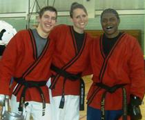 Club Sports: Martial Arts