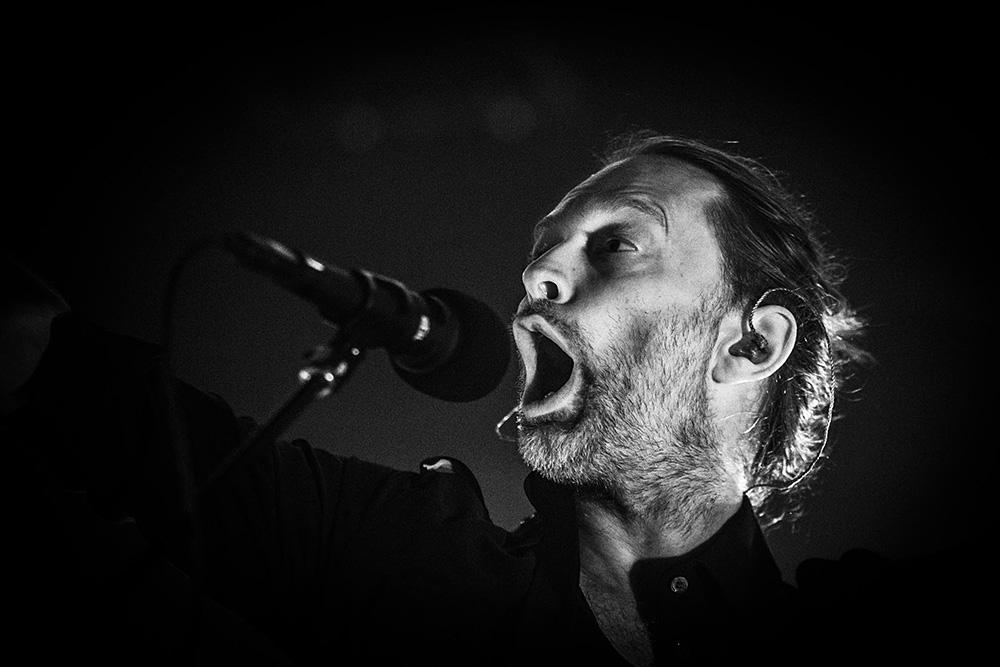 Radiohead @ Roundhouse, London 27/05/16