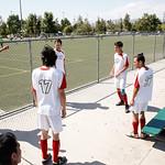 Mens Soccer Game 5/23/16