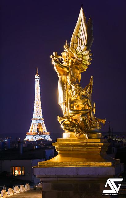 L'harmonie & Tour Eiffel III