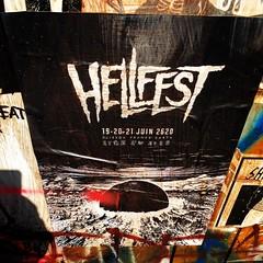 Retour du meilleur week-end de chaque années! Vivement 2017 et le retour avec cette belle équipe de fou!! #hellfest #fest #festival #openair #clissonrockcity #bar #bartender #emp #equipedechoc #equipedefou