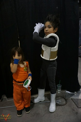 dbz cosplay  Vegeta